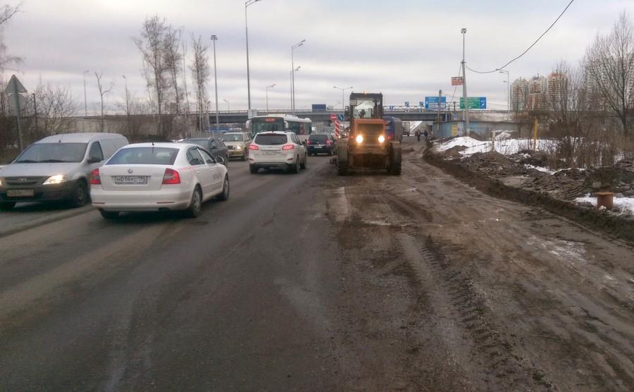 «Лихачевское шоссе» в г.