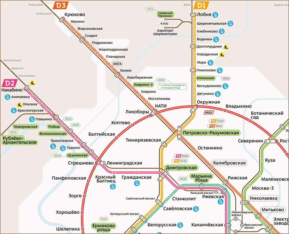 схема метро москвы 2020 с мцд на карте банк возрождение оформить кредитную карту