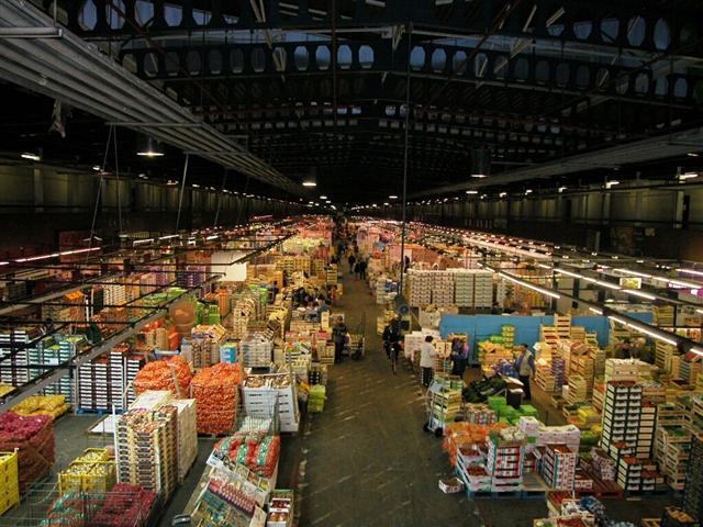 Оптовый рынок продуктов питания в москве